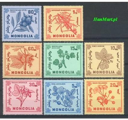 Mongolia 1968 Mi 490-497 Czyste **