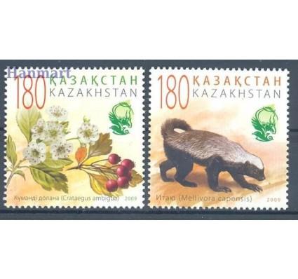 Kazachstan 2009 Mi 662-663 Czyste **