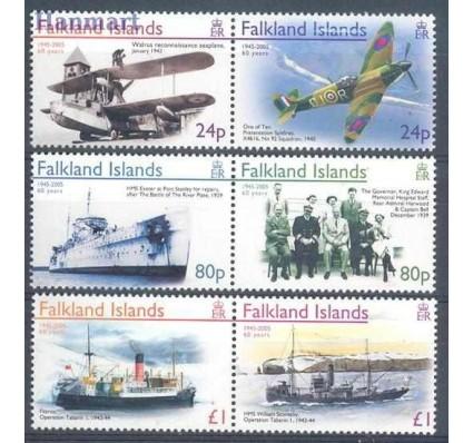 Znaczek Falklandy 2005 Mi 933-938 Czyste **