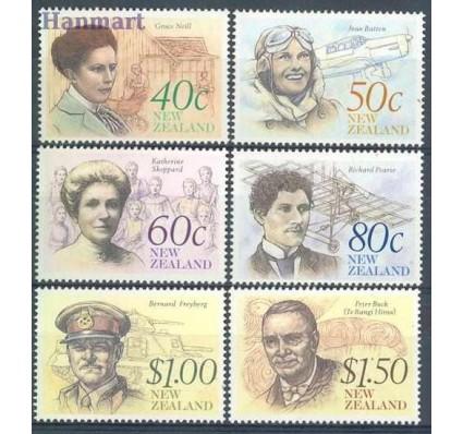 Nowa Zelandia 1990 Mi 1116-1121 Czyste **