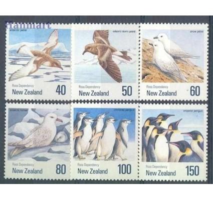 Nowa Zelandia 1990 Mi 1144-1149 Czyste **