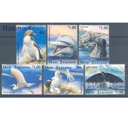 Znaczek Nowa Zelandia 1996 Mi 1511-1516 Czyste **