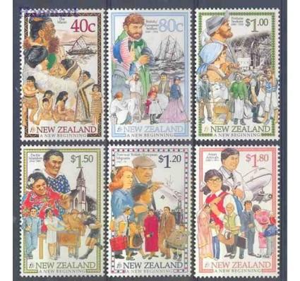 Znaczek Nowa Zelandia 1998 Mi 1659-1664 Czyste **