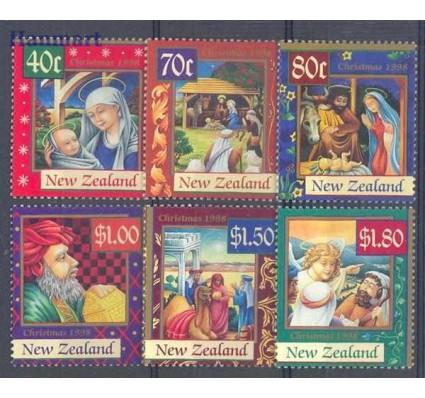 Znaczek Nowa Zelandia 1998 Mi 1704-1709 Czyste **