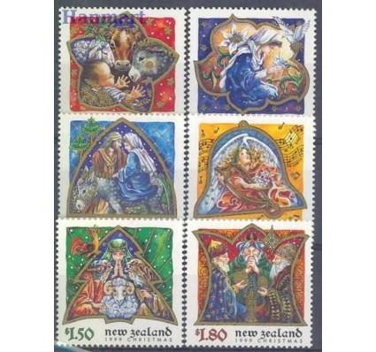 Znaczek Nowa Zelandia 1999 Mi 1793-1798 Czyste **