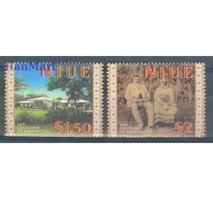 Znaczek Niue 2001 Mi 966-967 Czyste **