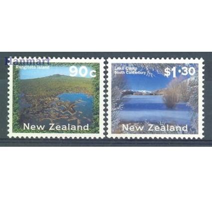 Nowa Zelandia 2000 Mi 1864-1865 Czyste **