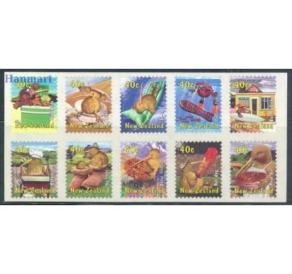 Nowa Zelandia 2000 Mi 1826-1835 Czyste **
