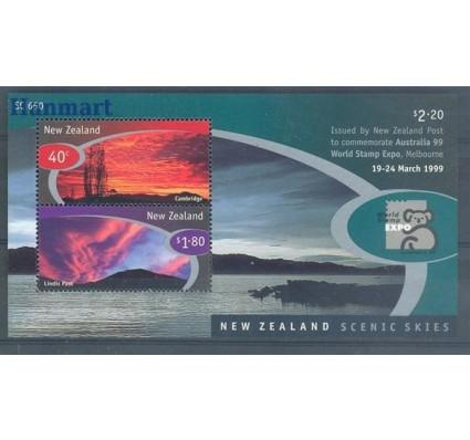 Nowa Zelandia 1999 Mi bl 89 Czyste **