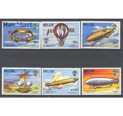 Znaczek Belize 1983 Mi 702-707 Czyste **