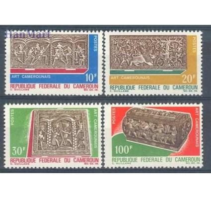 Kamerun 1967 Mi 520-523 Czyste **