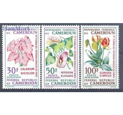 Znaczek Kamerun 1969 Mi 569-571 Czyste **