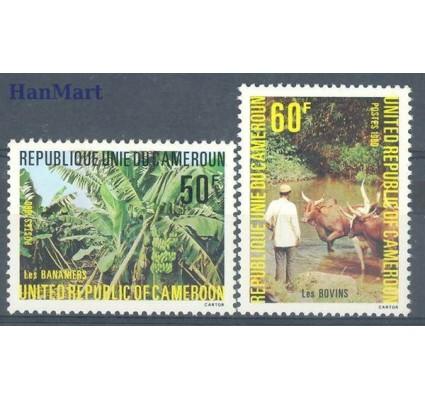 Znaczek Kamerun 1981 Mi 942-943 Czyste **