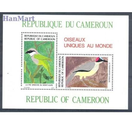 Kamerun 1991 Mi bl 30 Czyste **