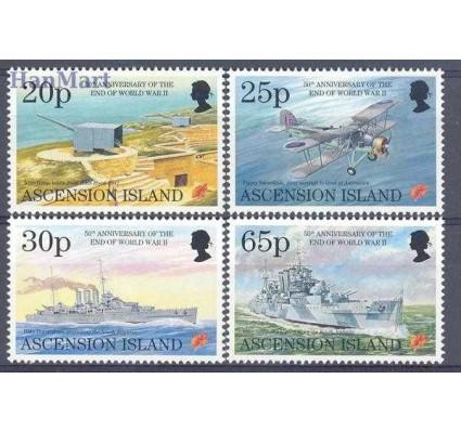 Znaczek Wyspa Wniebowstąpienia 1995 Mi 664-667 Czyste **