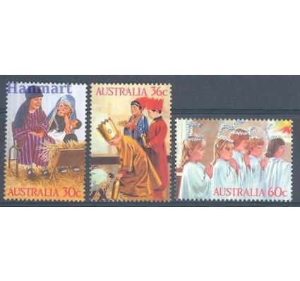 Znaczek Australia 1986 Mi 1005-1007 Czyste **