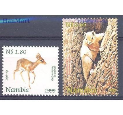 Namibia 1999 Mi 970-971 Czyste **