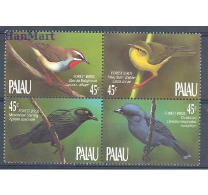 Palau 1990 Mi 347-350 Czyste **