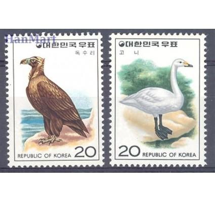 Korea Południowa 1976 Mi 1066-1067 Czyste **