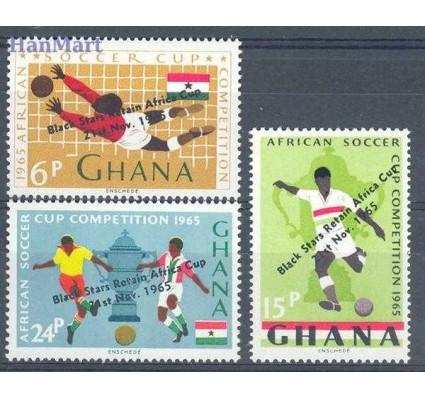 Ghana 1965 Mi 250-252 Czyste **