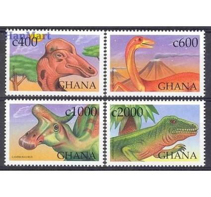 Znaczek Ghana 1999 Mi 2890-2893 Czyste **