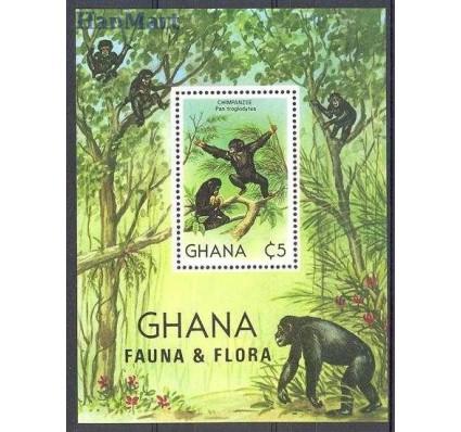 Znaczek Ghana 1982 Mi bl 94 Czyste **