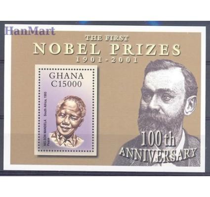 Ghana 2002 Mi bl 426 Czyste **