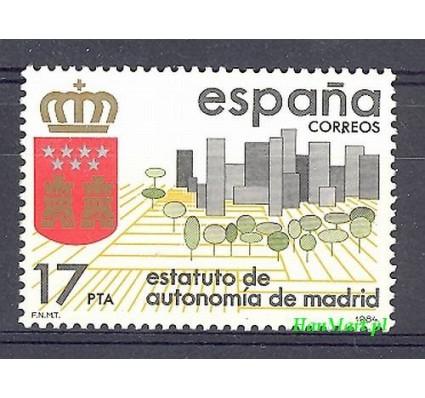Hiszpania 1984 Mi 2662 Czyste **