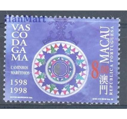 Znaczek Makau 1998 Mi 968I Czyste **