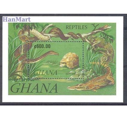 Ghana 1992 Mi bl 183 Czyste **