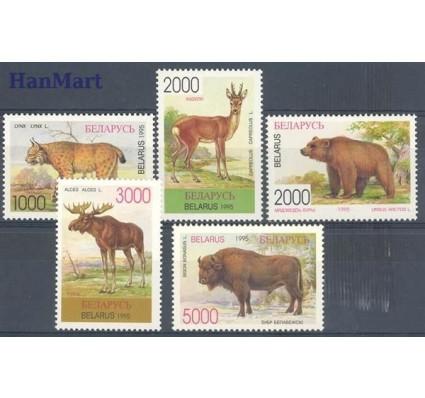 Białoruś 1996 Mi 114-118 Czyste **