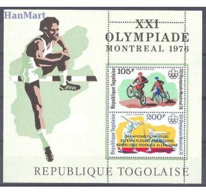 Znaczek Togo 1976 Mi bl 109 Czyste **