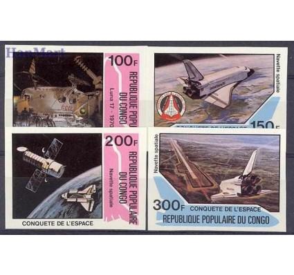 Kongo 1981 Czyste **