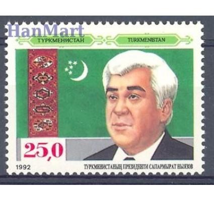 Turkmenistan 1992 Mi 11 Czyste **