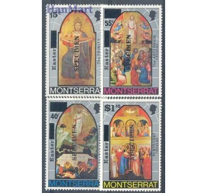 Znaczek Montserrat 1976 Mi 333-336 Czyste **