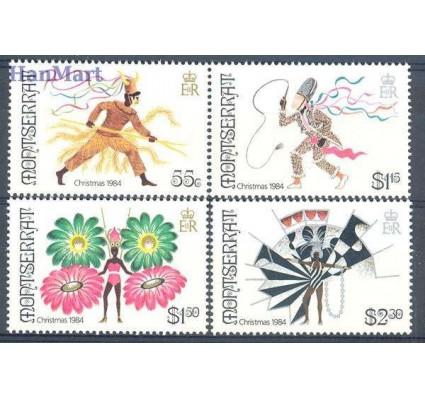 Montserrat 1984 Mi 561-564 Czyste **