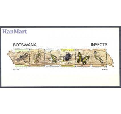Botswana 1981 Mi bl 15 Czyste **