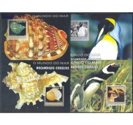 Znaczek Mozambik 2002 Mi bl 168-192 Czyste **
