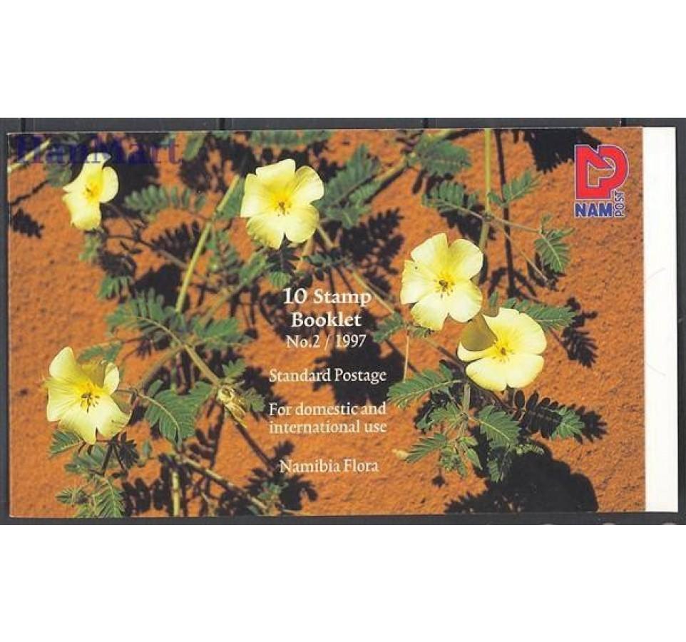 Namibia 1997 Mi 859-863 Czyste **
