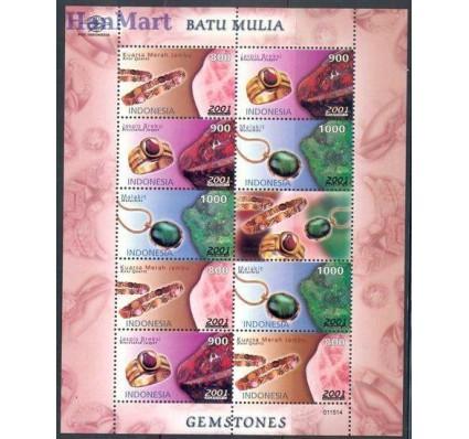 Znaczek Indonezja 2001 Mi 2135-2137 Czyste **