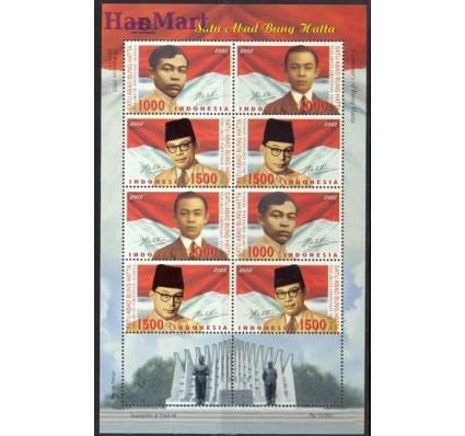 Indonezja 2002 Mi 2199-2202 Czyste **