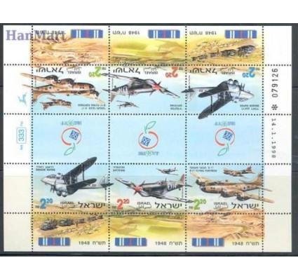 Izrael 1998 Mi 1471-1473 Czyste **