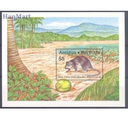 Antigua i Barbuda 1989 Mi bl 164 Czyste **
