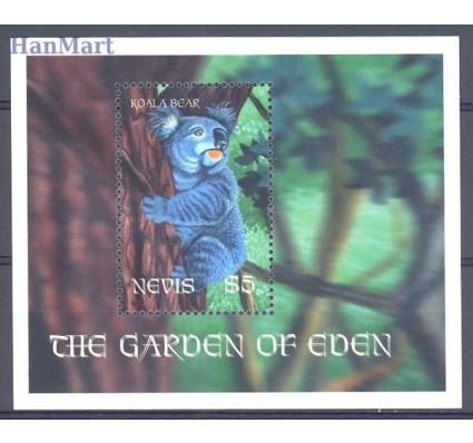 Znaczek Nevis 2001 Mi bl 199 Czyste **