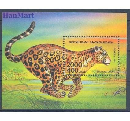 Znaczek Madagaskar 1994 Mi bl 261 Czyste **