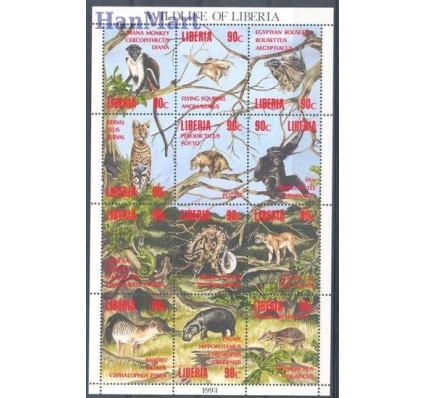 Liberia 1993 Mi 1564-1575 Czyste **