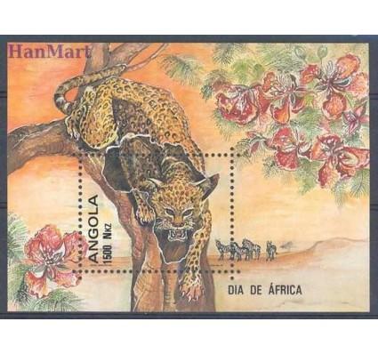 Angola 1993 Mi bl 16 Czyste **