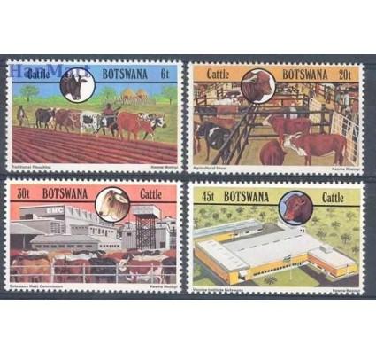 Znaczek Botswana 1981 Mi 283-286 Czyste **
