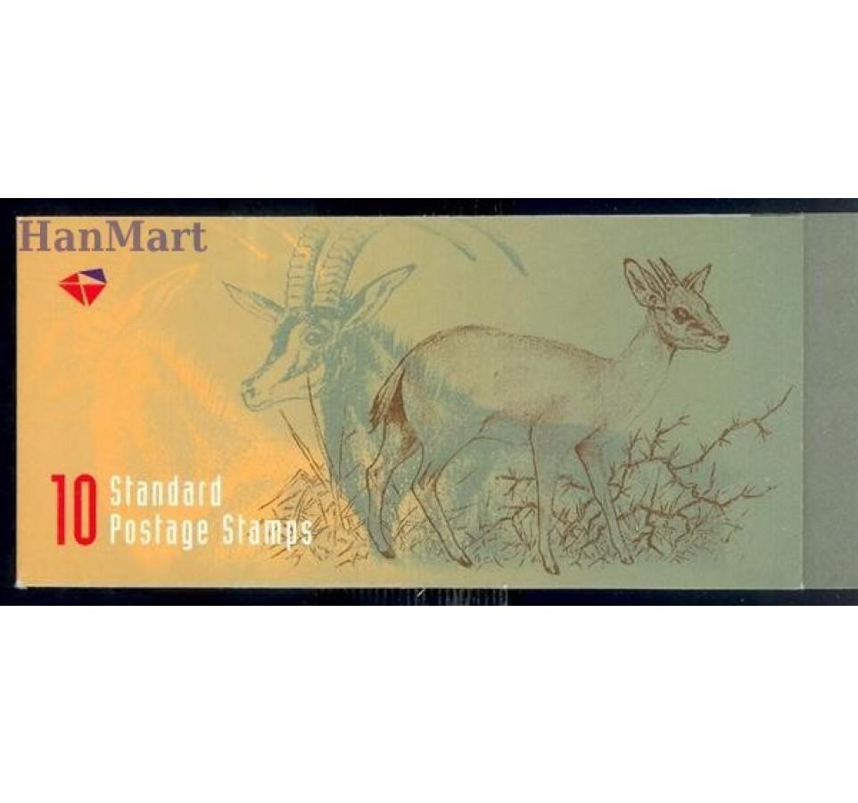 Republika Południowej Afryki 1998 Mi 1150-1154 Czyste **