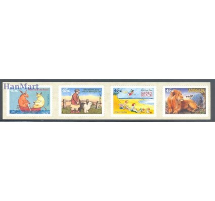 Australia 1996 Mi 1586-1589 Czyste **